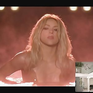 Shakira & RIhanna - Fuck Me Hard (Cant Remember to Leave behind you Parody)