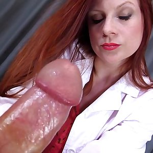 Doctors Viagra Boner Cure: FULL VIDEO HJ by Lady Fyre femdom