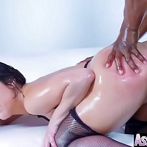 Anal Deep Sex Tape With Huge Round Ass Horny Chick (Aleksa Nicole) movie-04