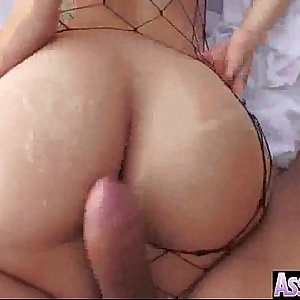 Deep Anal Lovemaking Treat With D/s Big Butt Oiled Girl (mandy muse) clip-25