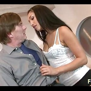 Fucked by her fresh stepfather 188