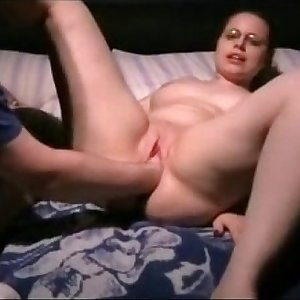 going knuckle deep gf, she loves it.