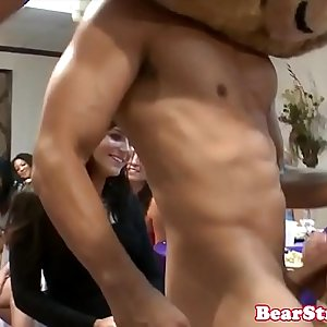 Damn my wife with bigtits cockriding stripper
