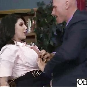 Office Hard Intercorse With Busty Slut Chick (darling danika) mov-13