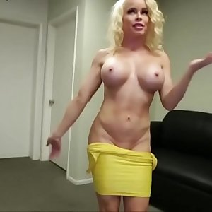 ct-Horny mummy jerks off a young dude