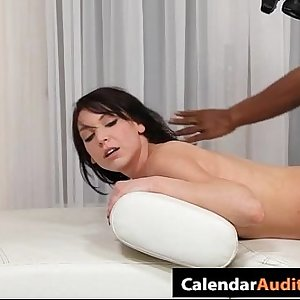 Suck off And Swallowing Cum At Fledgling Porn Casting