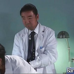 Hard Sex In Doctor Office With Horny Patient video-01