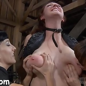 Bdsm serf collar