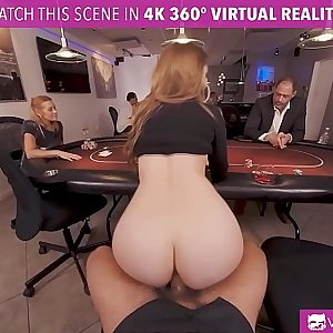 VRBangers.com-Busty honey is fucking hard in this agent VR porn parody